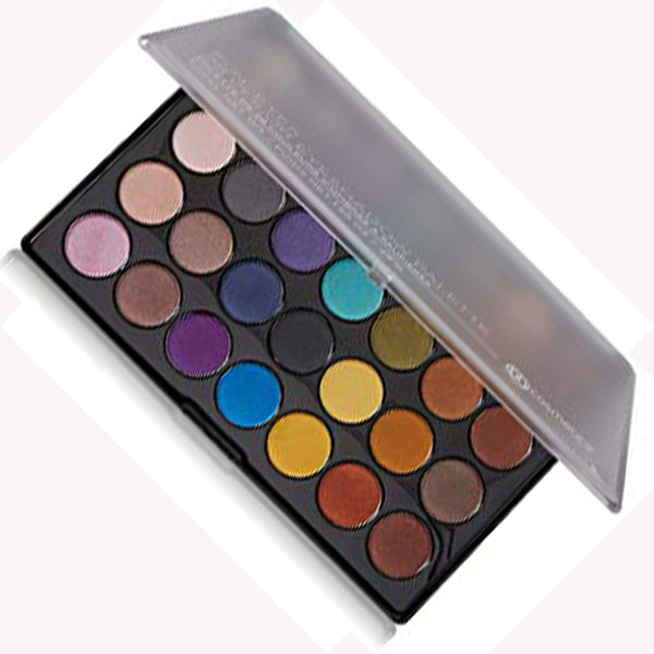 28 Colours Foil Eyeshadow Pallete