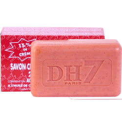 DH7 RED Kojic Acid Skin Lightening Carrot Oil Exfoliating Cream Soap