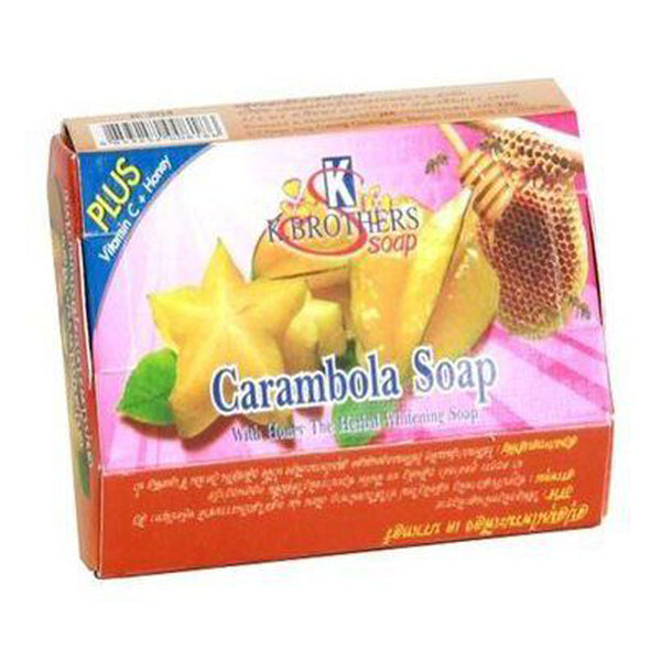 K Brothers Carambola Soap For Black Spots