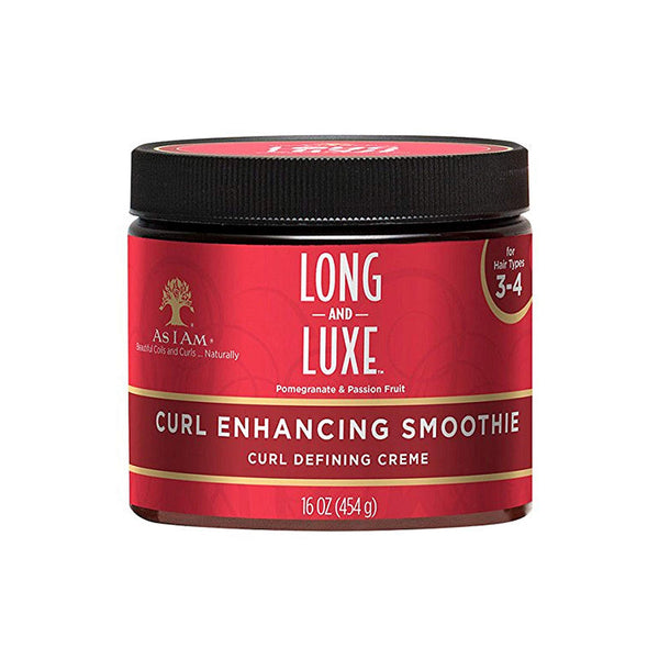 As I AM Long and Luxe Curl Enhancing Smoothie
