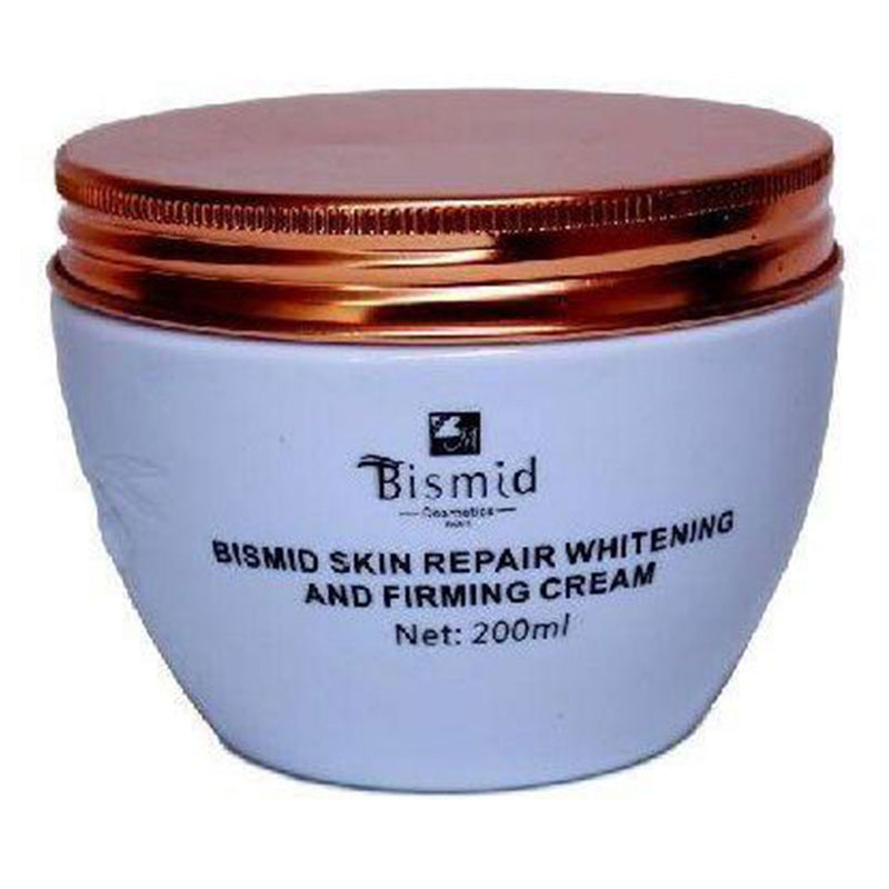 Bismid Skin Repair Whitening & Firming Cream - 200ml