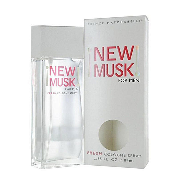 New Musk EDC 84ml For Men