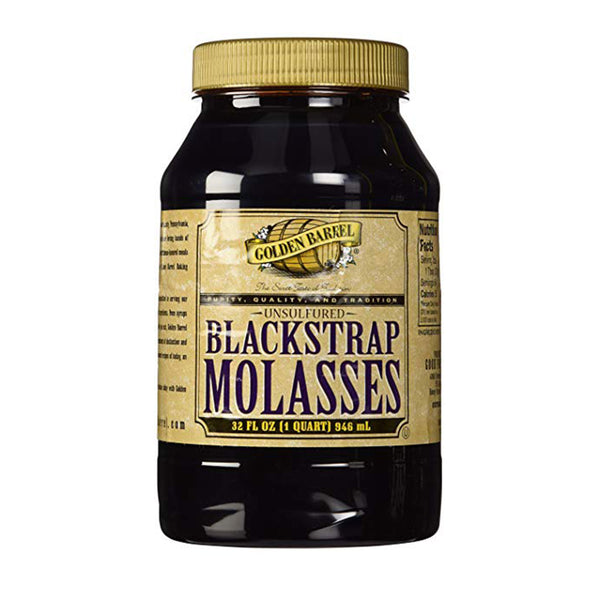 Golden Barrel BlackStrap Molasses