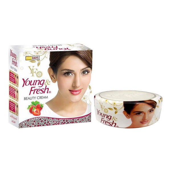 Young & Fresh Beauty Cream 30g