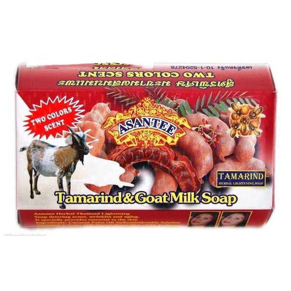 Asantee Tamarind & Goat Milk Whitening Soap with Honey 135g