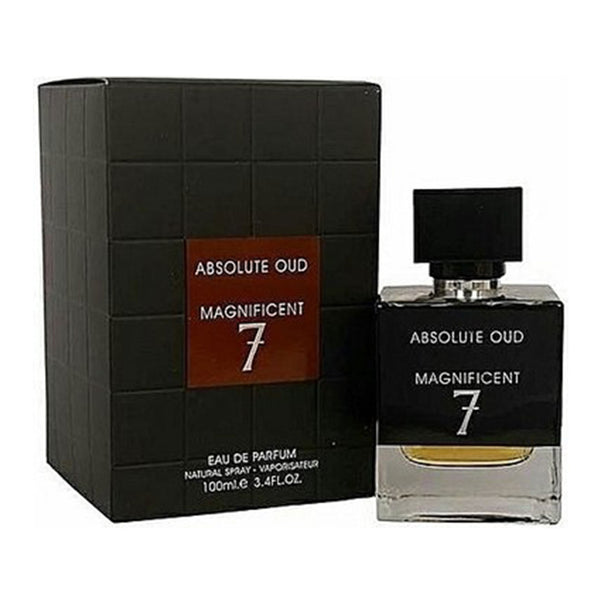 Fragrance World Absolute Oud Magnificent 7 Edp 100ml