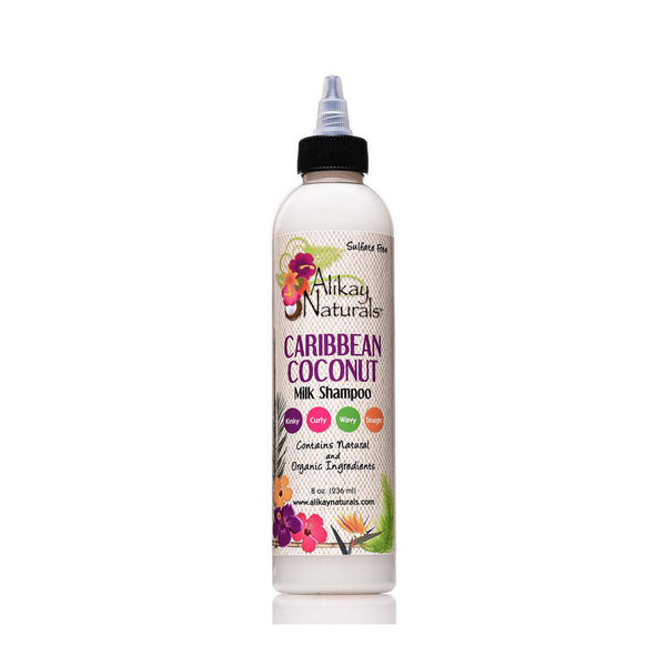 Alikay Carribean Coconut Milk Shampoo