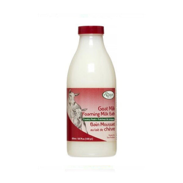 Alpen Foaming Milk Bath Bain Mousse 28.7 oz