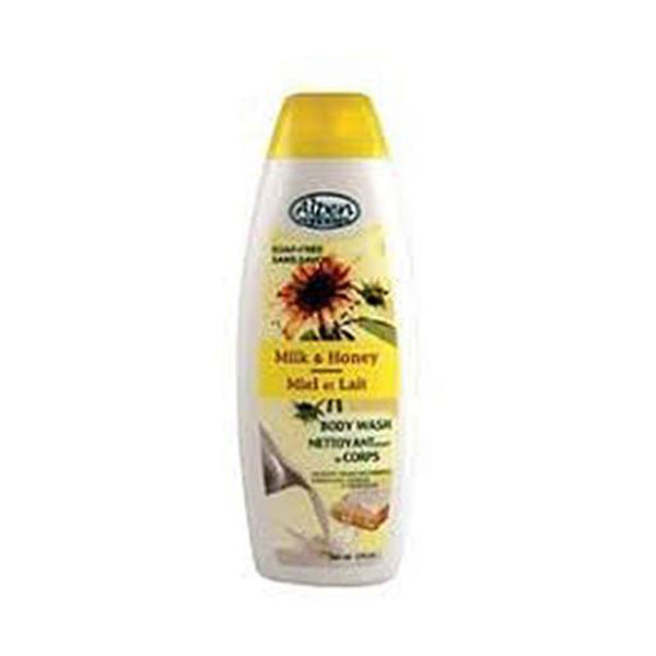 Alpen Milk Honey Body Wash