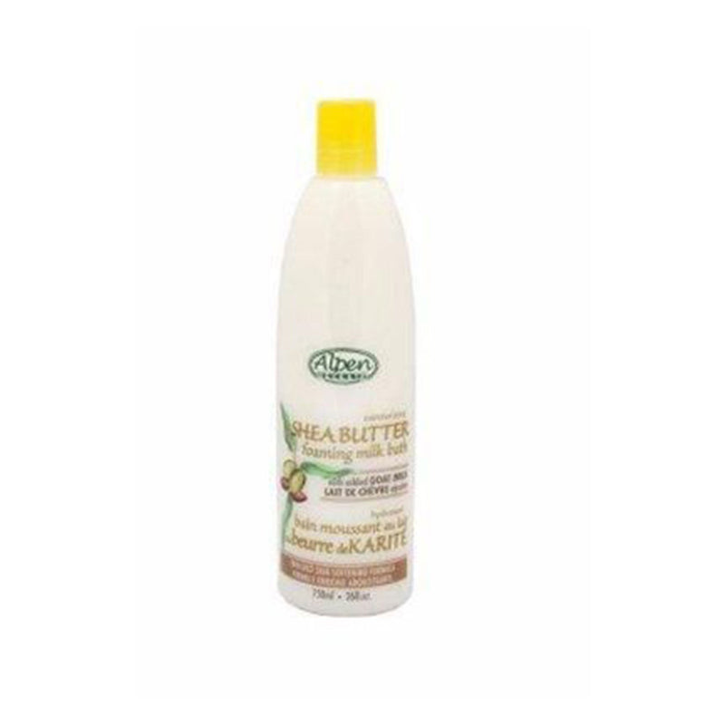 Alpen Secrets Moisturizing Foaming Bath - Shea Butter