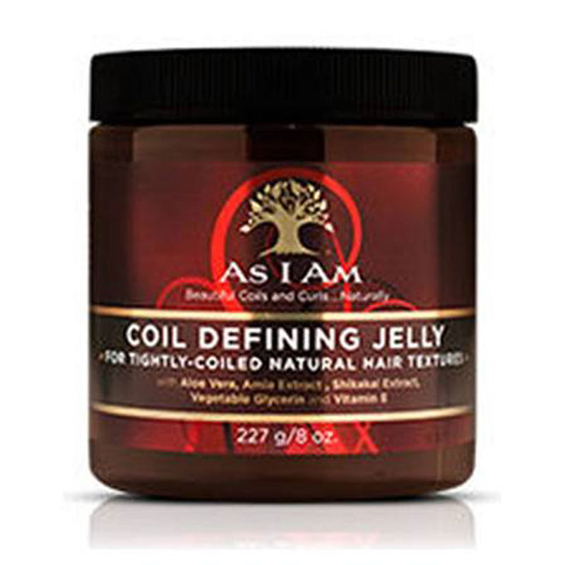 As I Am Coil Defining Jelly 16 oz 454g