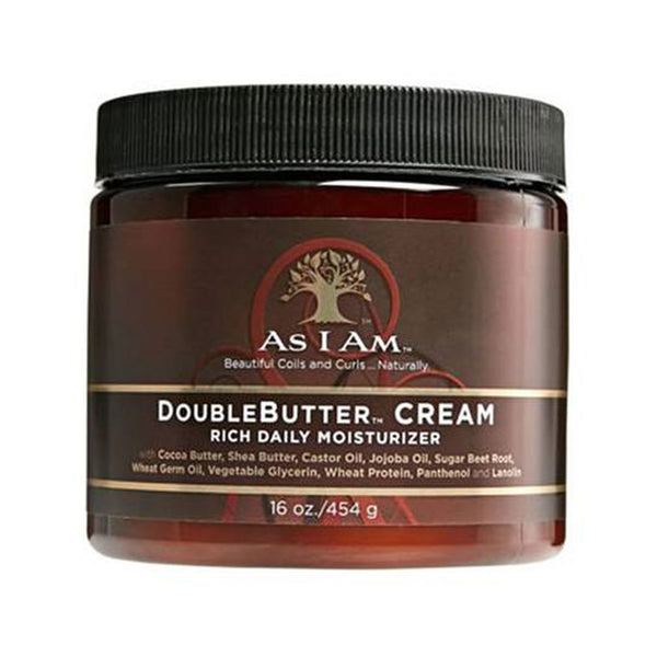 As I Am Double Butter Rich Daily Moisturizer