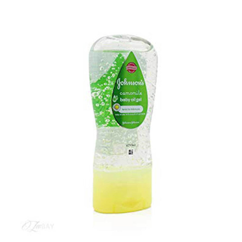 Johnson's Baby Oil Gel With Chamomile 200ml
