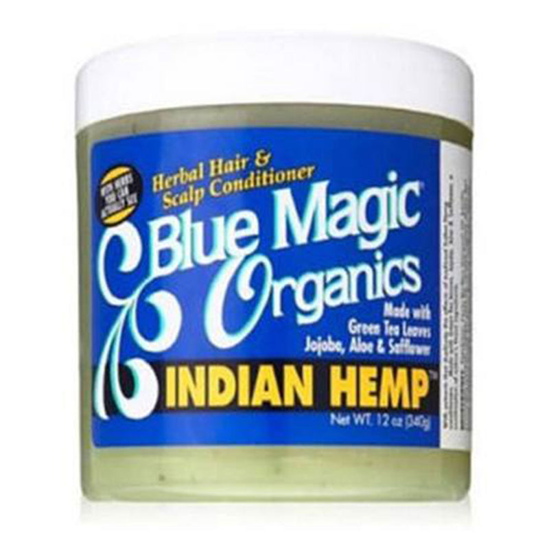 Blue Magic Organic Indian Hemp - 340g