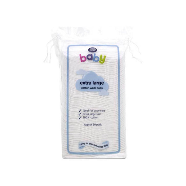 Boots Baby  Cotton Wool Pads Large