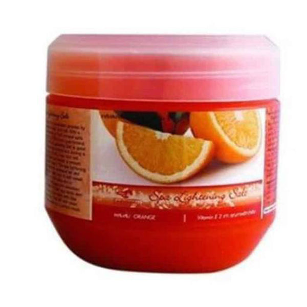 Carebeau Spa Lightening Salt - Orange 700g