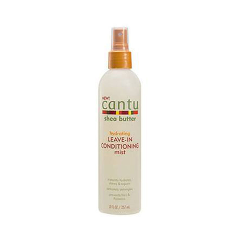 Cantu Hydrating Leave-in Conditioning Mist 8 fl oz
