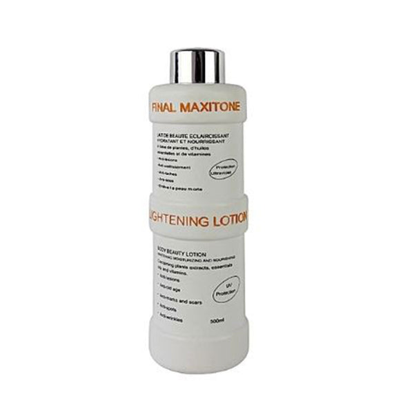 Final Maxitone Lightening Lotion