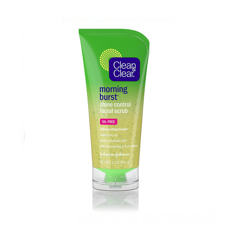 Clean and Clear Morning Burst Shine Control Scrub 141g
