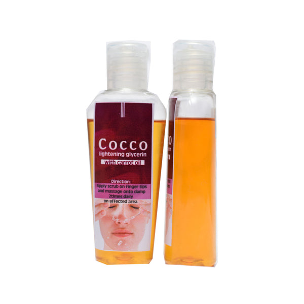Cocco Lightening Glycerine with Carrot Oil