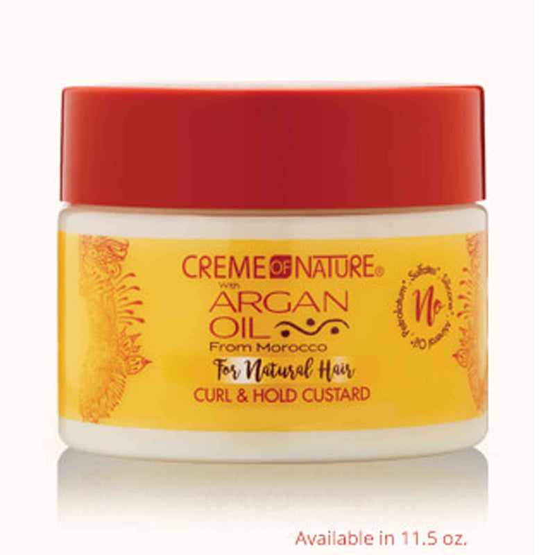Crème Of Nature Curl and Hold Custard