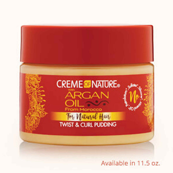 Crème Of Nature Exotic Twist And Curl Pudding