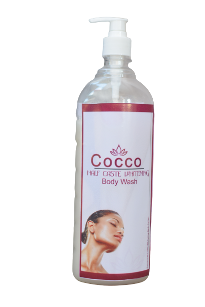 Cocco Half Caste lightening Body Wash