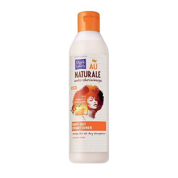 Dark And Lovely Au Naturale Anti Shrinkage Knot Out Conditioner