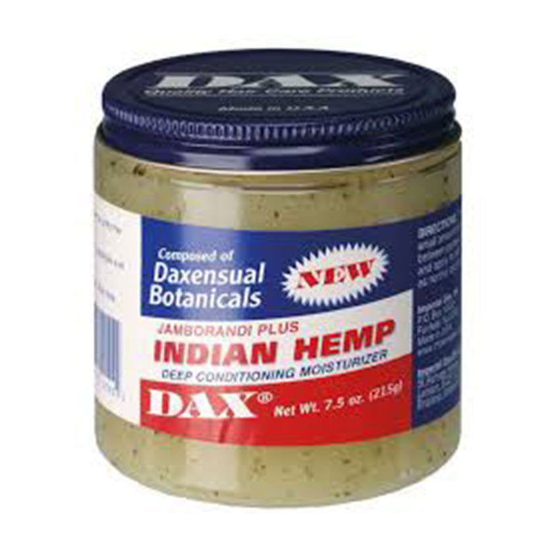Dax Indian Hemp Deep Conditioning Moisturizer