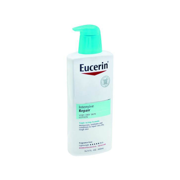 Eucerin Intensive Repair Enriched Lotion 16.90 oz
