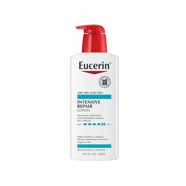 Eucerin Original Healing Rich Lotion Fragrance Free