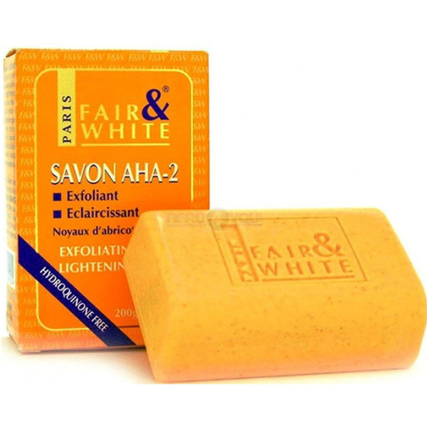 Fair and White Original AHA Exfoliating Soap 200g