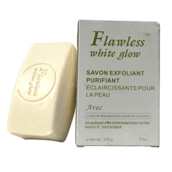 Flawless White Glow Purifying Soap
