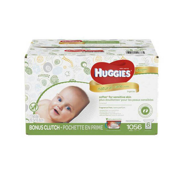 Huggies Wipe