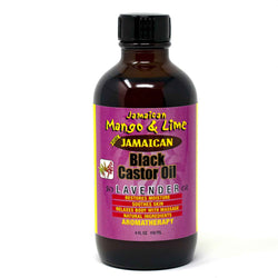 Jamaican Mango and Lime Jamaican Black Castor Oil Lavender