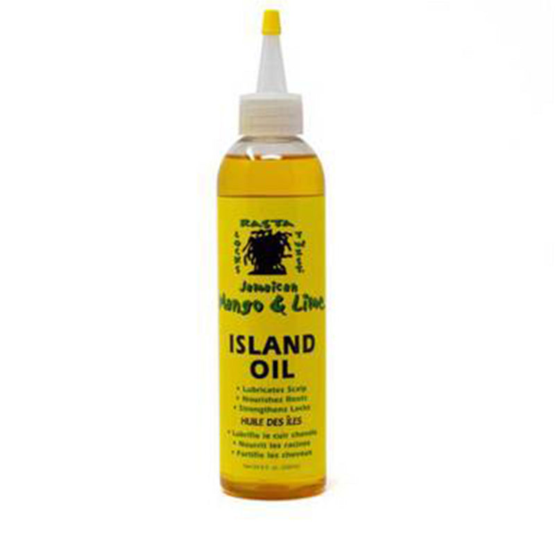 Jamaican Mango and Lime Island Oil - 8oz