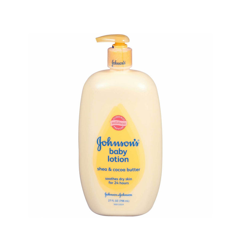 Johnson's Baby Lotion With Shea & Cocoa Butter 798ml