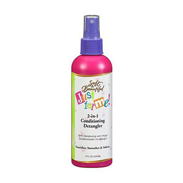 Just For Me Conditioning Detangler, 8 fl oz