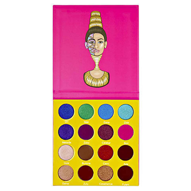 Juvia's Place Mini Masquerade Pallette