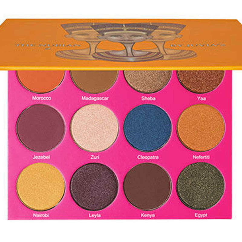 Juvia's Place The Nubian 2 Eyeshadow Palette