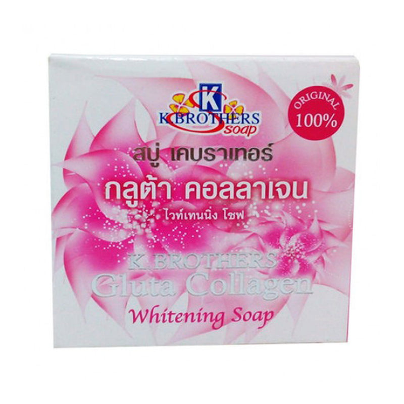 K Brothers Gluta-Collagen-Whitening-Soap
