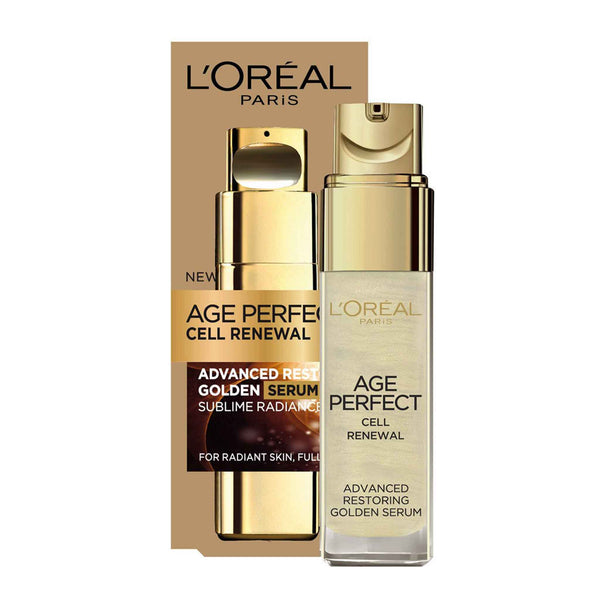 L'oreal Cell Renewal* Golden Serum