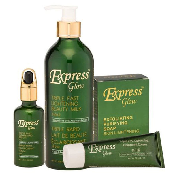 Express Glow 4-pc Set