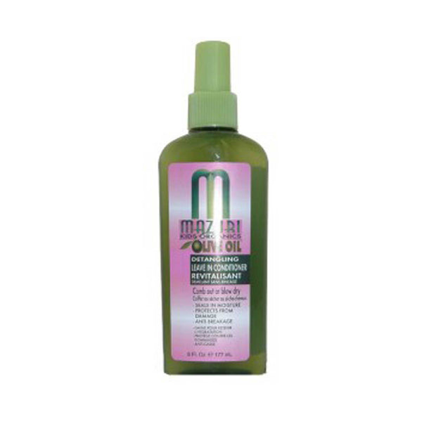 Mazuri Kids Organics Detangling Leave In Conditioner