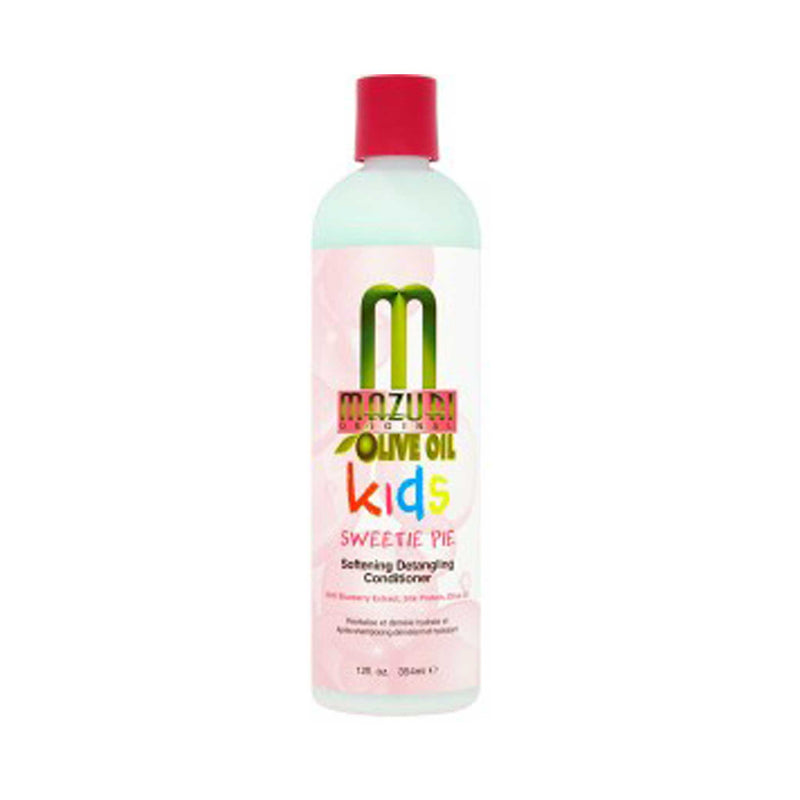 Mazuri Kids Olive Oil Sweetie Pie Softening Detangling Conditioner