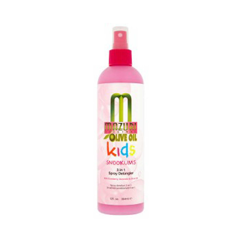 Mazuri Kids Snookums 3 In 1 Spray Detangler