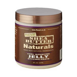 Mazuri Shea Butter Naturals Curl Bouncing Jelly Styling Paste