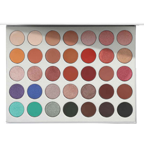 Morphe The Jaclyn Hill Eyeshadow Palette( 56g )