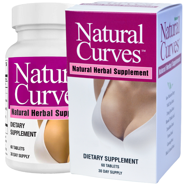 Natural Curves Breast Enhancement Pills | with Palmetto saw