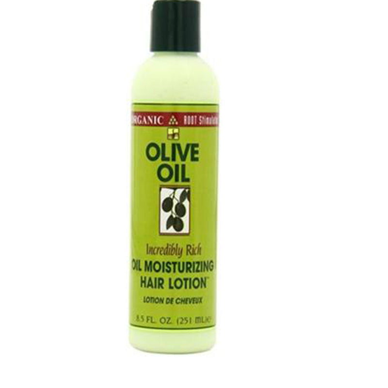 ORS Olive Oil Moisturizing Hair Lotion, 8.5 Ounce
